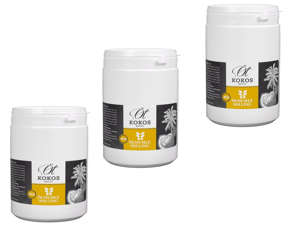 17 97 L Olmuhle Solling Eg Bio Kokosol Nativ Kaltgepresst 3 X Pe