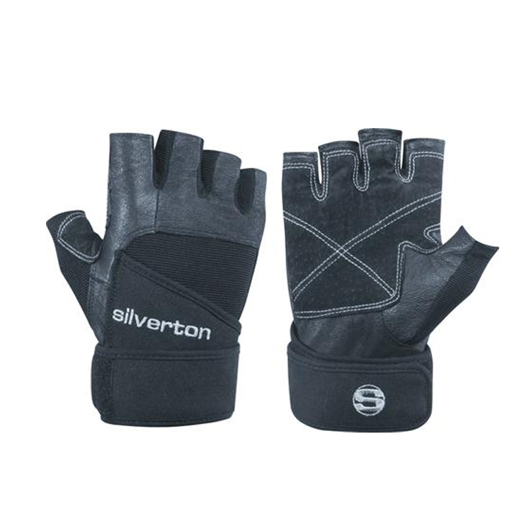 Silverton POWER Gewichtheber Handschuh Kraftsport Fitness Bodybuilding