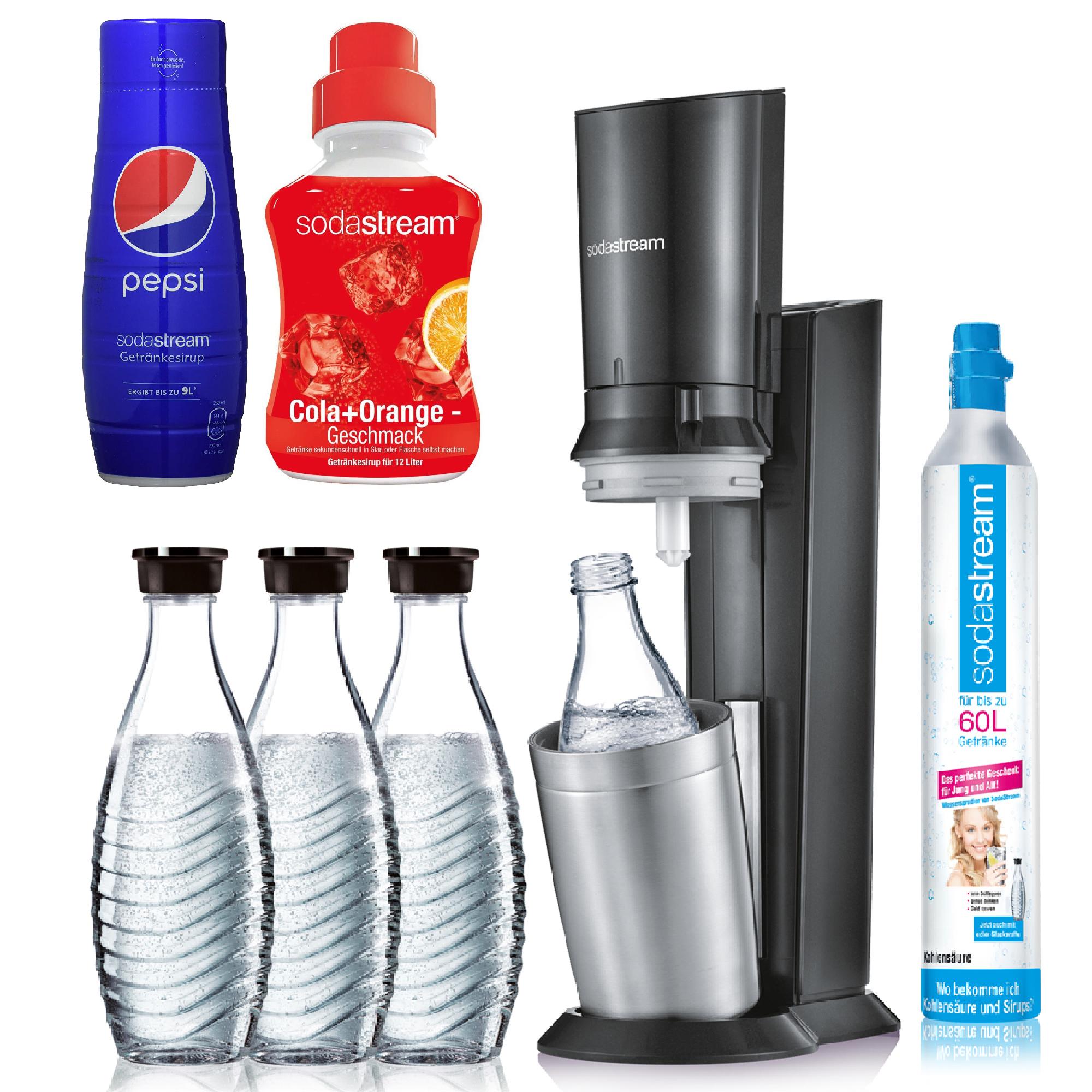 Sodastream Mineralien