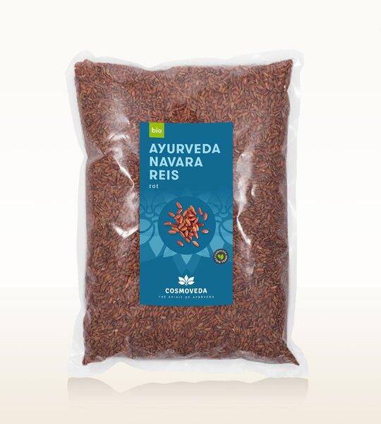 Cosmoveda - BIO Roter Ayurveda Navara Reis - 1kg