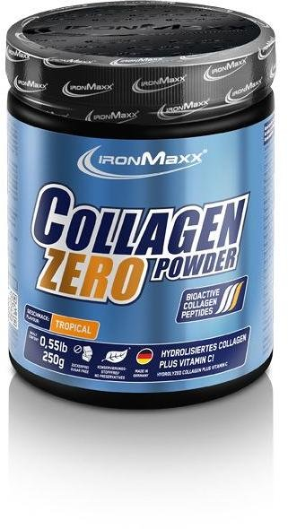 IronMaxx Collagen Powder Zero 250g Dose