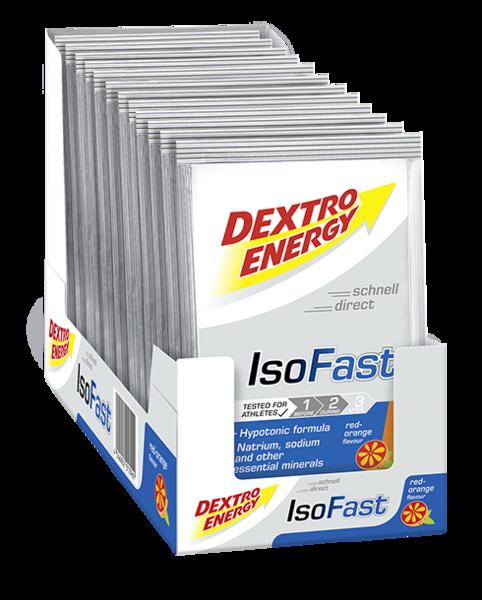 [MHD11/2021] Dextro Energy Iso Fast 12 x 56g Beutel