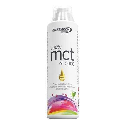 Best Body MCT Oil 5000 (500ml Flasche)