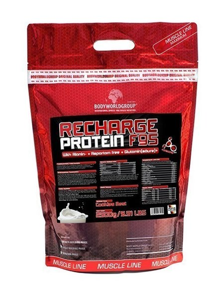 BWG Recharge Protein F 90%, 2,5kg Beutel