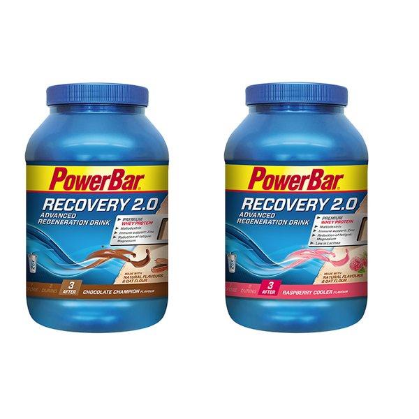 Powerbar Recovery 2.0 (das NEUE!) Regeneration Drink