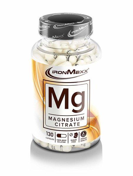 Ironmaxx Mg Magnesium, 130 Kapseln a 900mg
