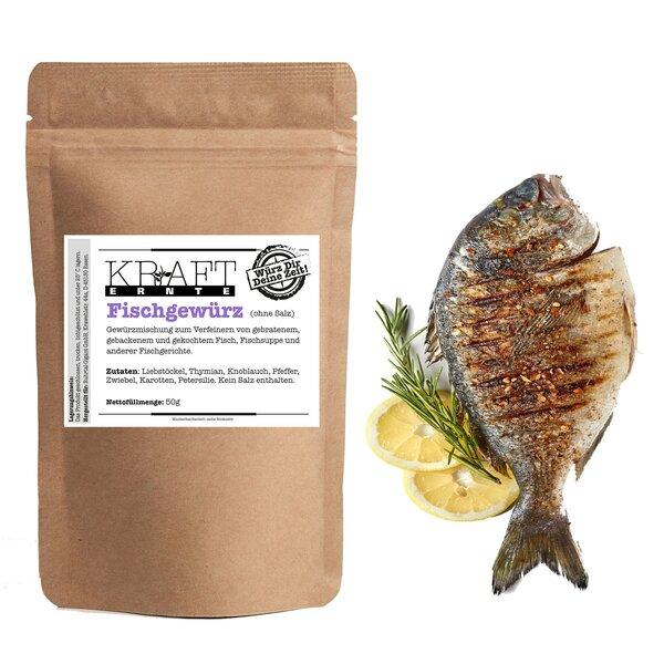 Kraft-Ernte Fisch Gewürz 200g