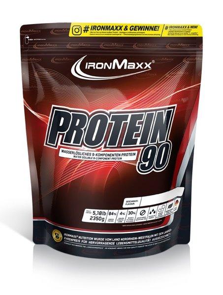 Ironmaxx Protein 90 2350g Beutel