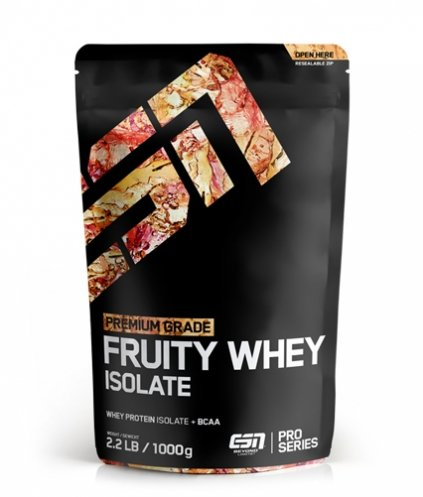 ESN Fruity Whey Isolate Protein 1000g