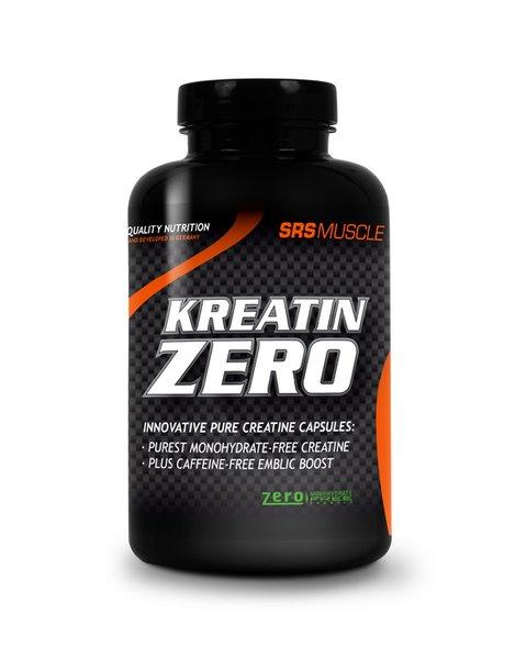 SRS Kreatin Zero, 120 Kapseln Dose