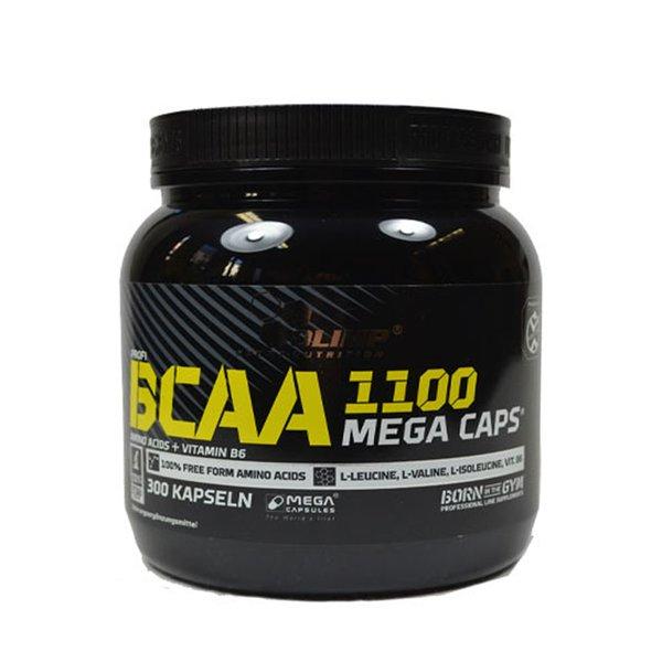 Olimp - BCAA Mega Caps, 300 Kapseln