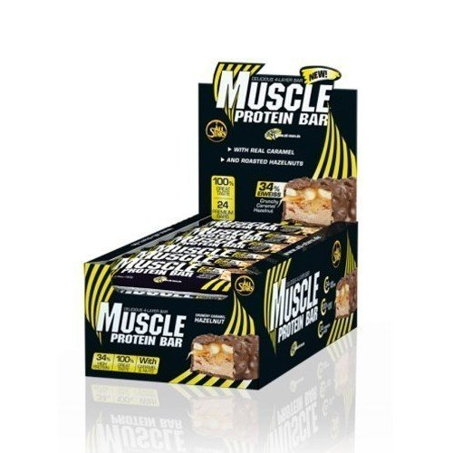 All Stars Muscle Protein Bar (24 x 80g Box)