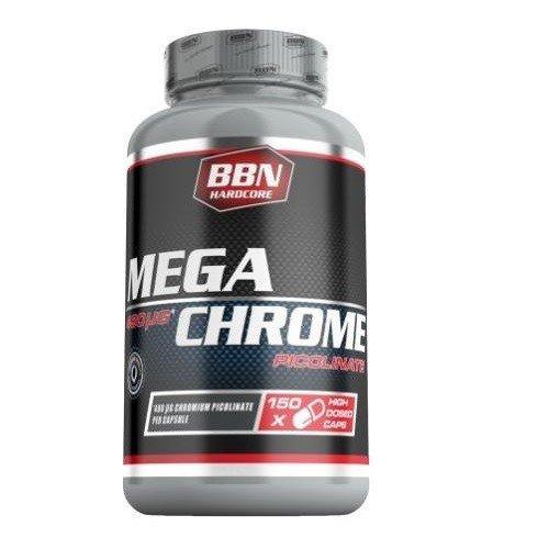 Best Body Nutrition Hardcore Mega Chrom Picolinate 150 Kapseln