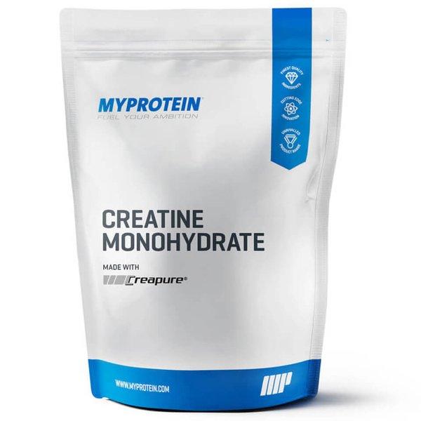 MyProtein CREAPURE Creatine Monohydrat (500g) Beutel
