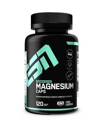ESN Magnesium Caps, 120 Kaps.