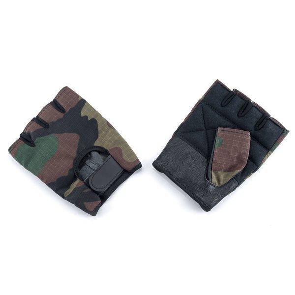 Bodyworks POWER Camouflage Gloves Fitness Bodybuilding Handschuhe
