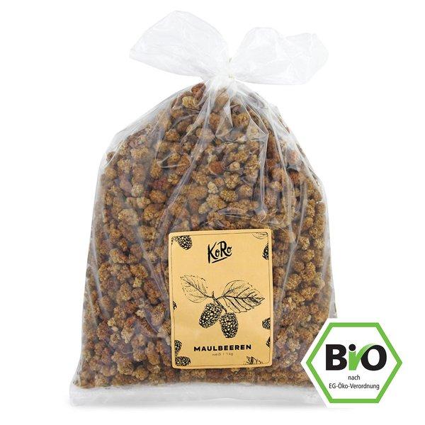 Koro Bio Maulbeeren weiß | 1 kg