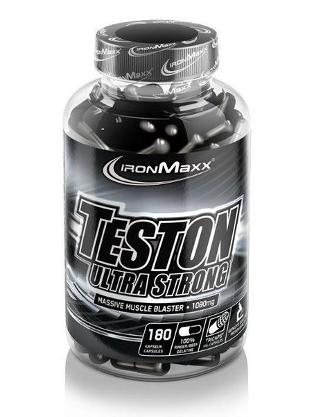 Ironmaxx Teston Ultra Strong (180 Tricaps®)