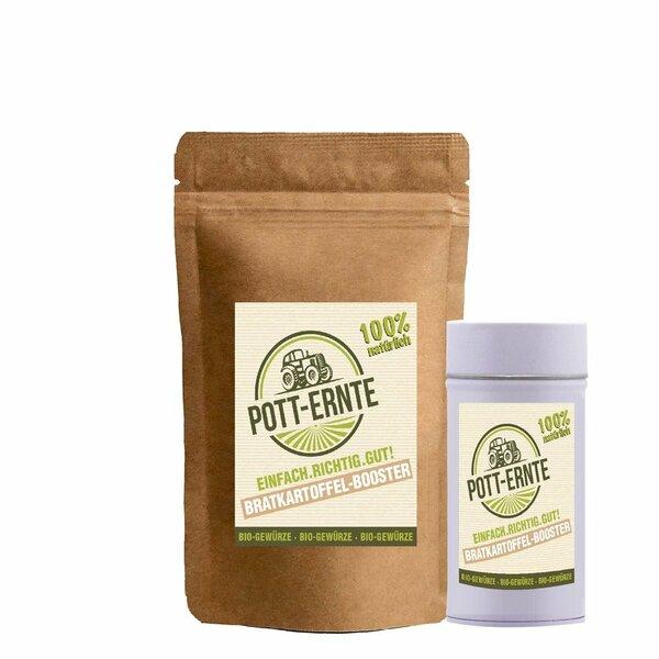 Pott-Ernte Bio Bratkartoffel-Booster 100g mit DOSE