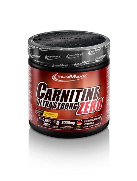Ironmaxx Carnitine Ultra Strong Zero (300g Dose)