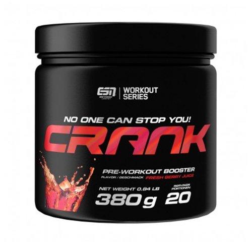 ESN Crank 1.2 Pre Workout Booster 380g