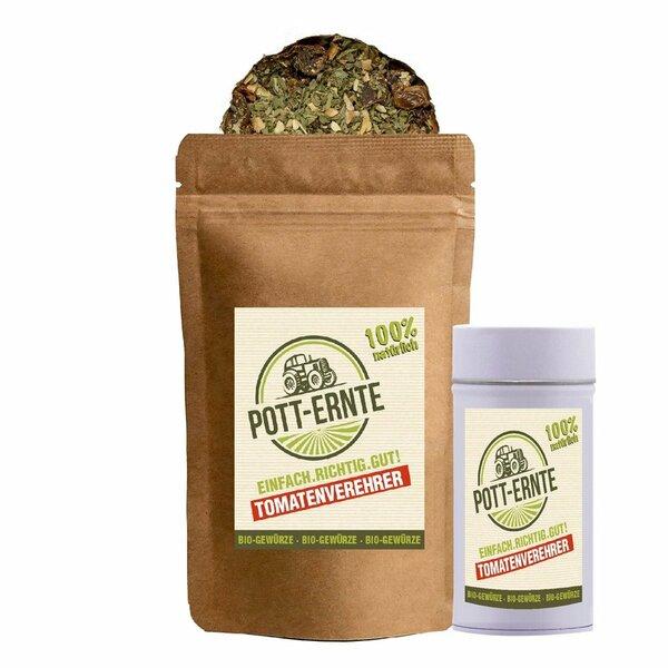 Pott-Ernte Bio Tomatenverehrer 100g mit DOSE