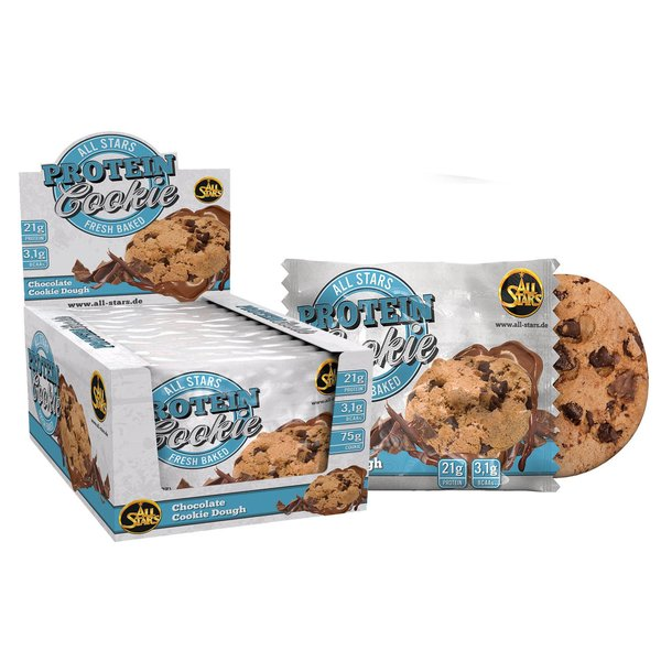 All Stars Protein Cookie Keks, 12x75g BOX