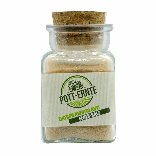 Pott-Ernte Feuersalz 150g Glas
