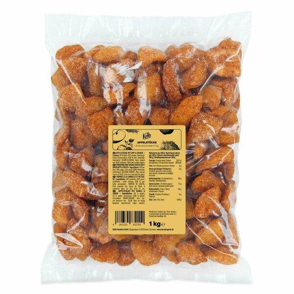 KoRo Apfelstücke mit Zimt & Zucker 1kg