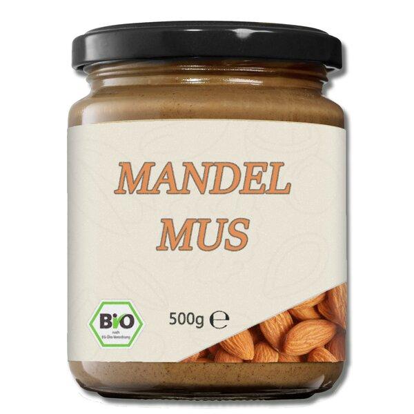 Mynatura Bio Mandelmus 500g