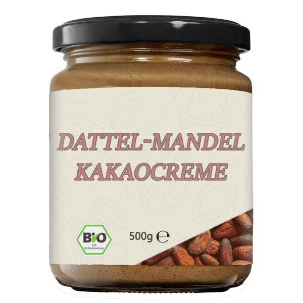 Mynatura Bio Dattel-Mandel-Kakaocreme 500g