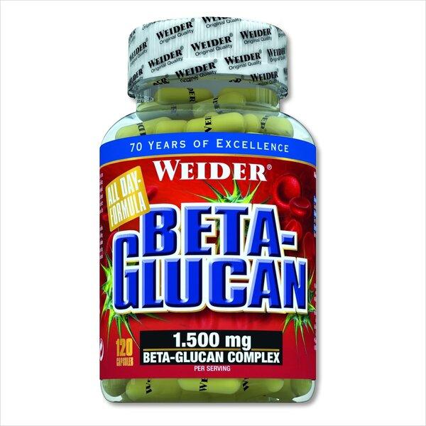 Weider Beta Glucan Dose 120 Kapseln