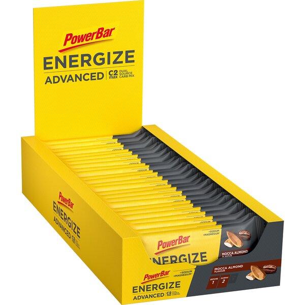 Powerbar - Energize Advanced Bar 25 x 55g Riegel