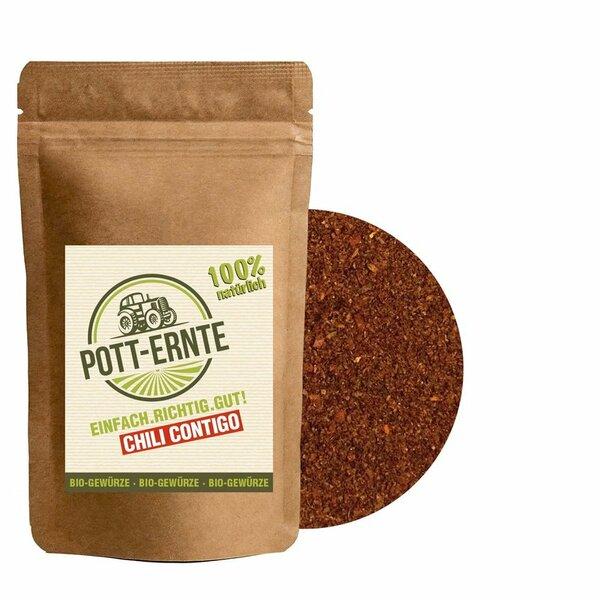 Pott-Ernte Bio Chili Contigo Gewürz 100g