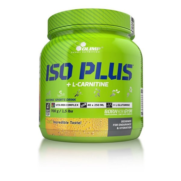 Olimp ISO plus Isotonic Drink Powder 700g Dose