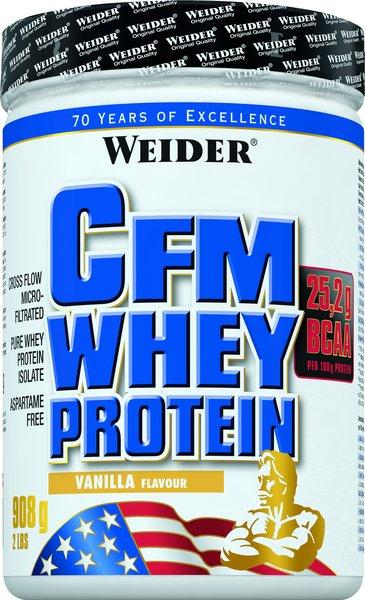 Weider CFM Whey Protein | 908g Dose
