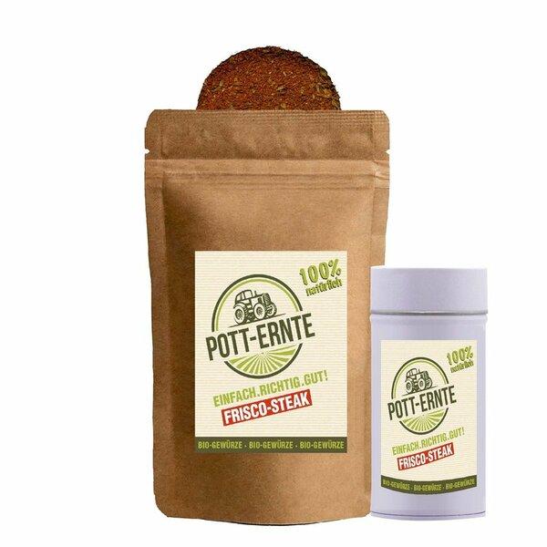 Pott-Ernte Bio Frisco-Steak 100g mit DOSE