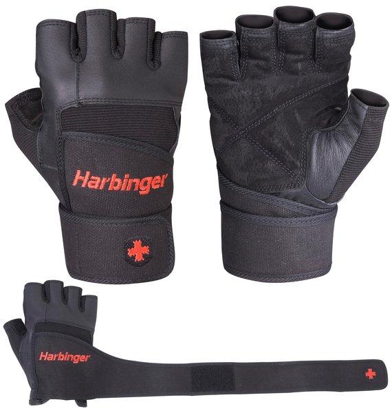 Harbinger Uni Fitnesshandschuhe Pro Wrist Wrap 19140