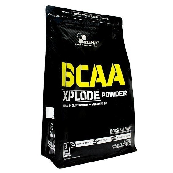 Olimp BCAA Xplode Pulver 1000g Beutel
