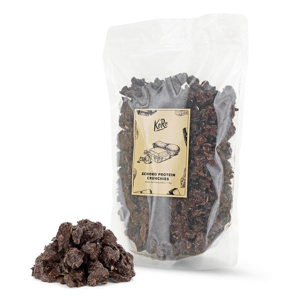 KoRo - Schoko Protein Crunchies ohne Zuckerzusatz 1 kg