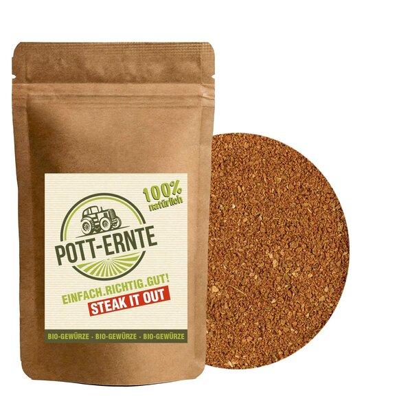 Pott-Ernte Bio Steak It Out 100g
