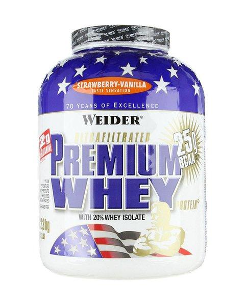Weider Premium Whey Protein (2,3kg Dose)