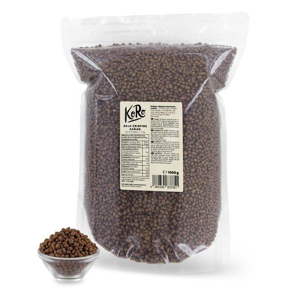 KoRo - Soja Crispies mit Kakao 1 kg