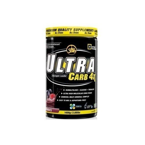 All Stars Ultra Carb Kohlenhydrate 1400g Dose