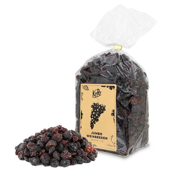 Koro Jumbo Weinbeeren | 1 kg Natur