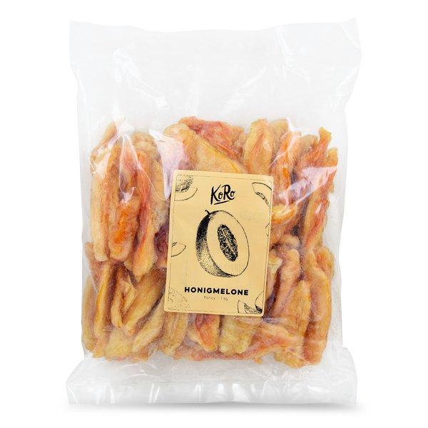 Koro Honigmelone ohne Zusätze | 1 kg Natur 100%