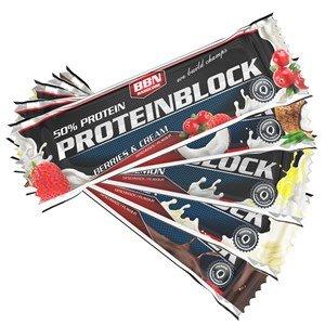 Best Body Nutrition Protein Block (15 x 90g Riegel Box)