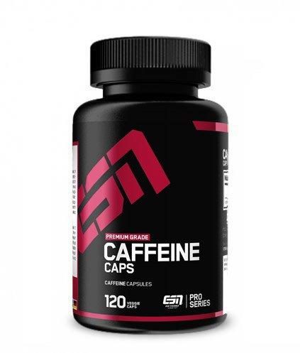 ESN - Caffeine Caps 120 Kapseln Dose