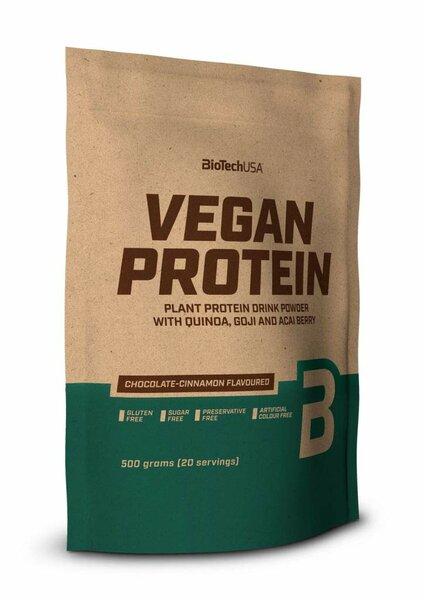 BioTech USA Vegan Protein 500 g Beutel