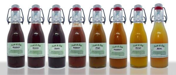 Kraft-Ernte Essig Variationen (milde 3% Säure) 200ml Flasche